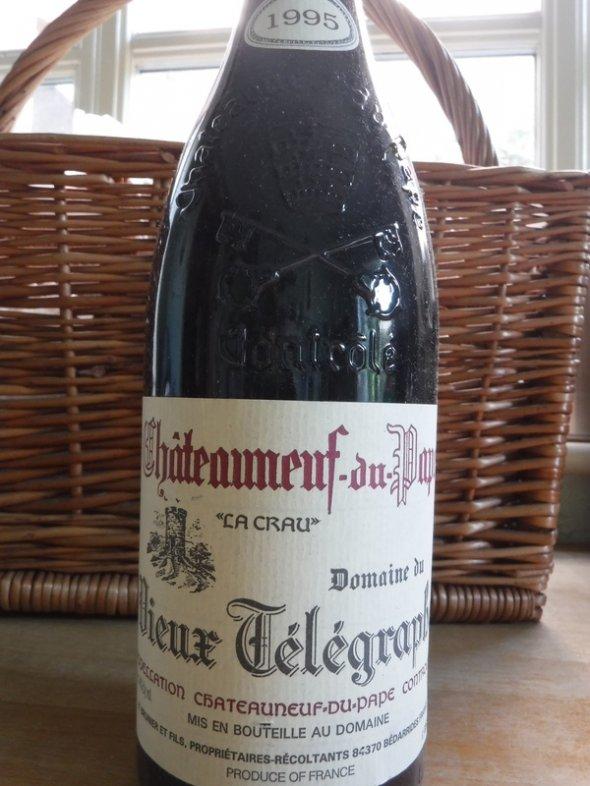 1995 Domaine du Vieux Telegraphe Chateauneuf-du-Pape