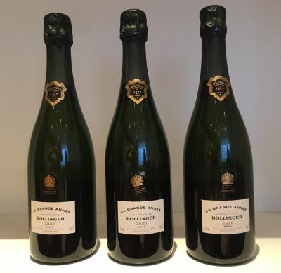 Bollinger, La Grande Annee, Champagne