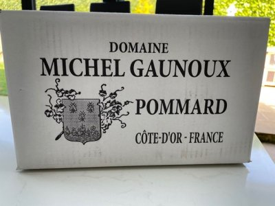 Michel Gaunoux, Beaune, Rouge Collection Case 1997-2017