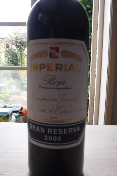 CVNE, Rioja Gran Reserva Imperial