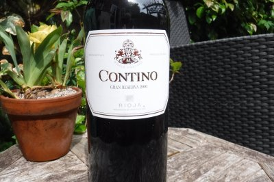 CVNE, (Contino) Gran Reserva, Rioja Magnum