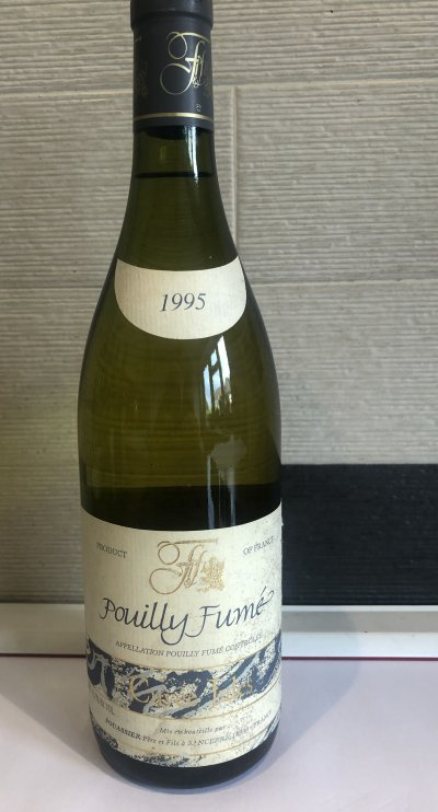 Pouilly Fume, Cuvee Jules