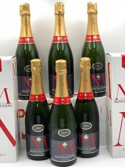 Montaudon Champagne Brut