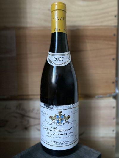 2007 Domaine Leflaive, Puligny-Montrachet Premier Cru, Les Combettes