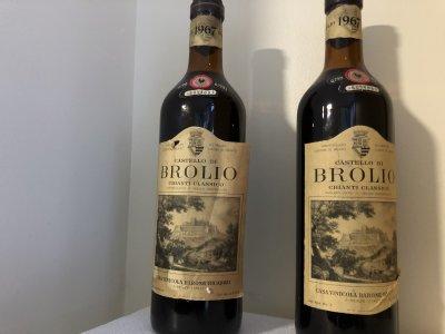 Barone Ricasoli, Chianti Classico, Castello Brolio