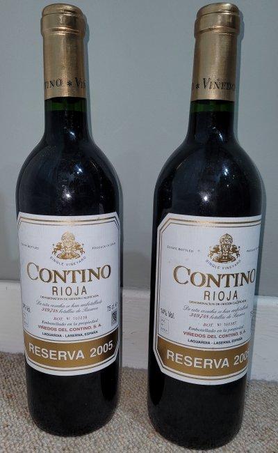 CVNE, Contino Reserva, Rioja