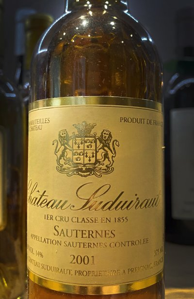 Chateau Suduiraut Premier Cru Classe, Sauternes [half bottles]