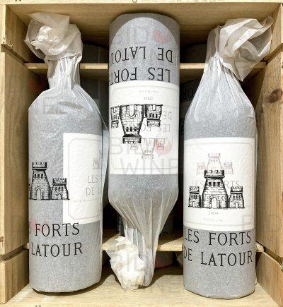 Les Forts de Latour, Pauillac [magnums]