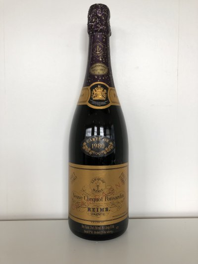 Veuve Clicquot Carte d'Or