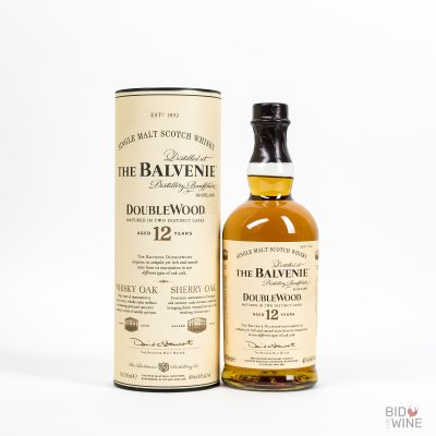 The Balvenie DoubleWood. 12 Years Old