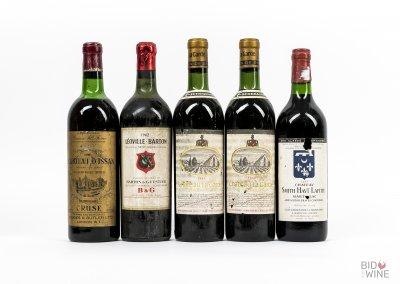 Mixed Bordeaux