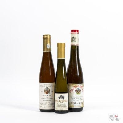 German Eiswein Tasting Case