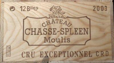 Chasse Spleen