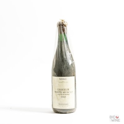 Massandra Collection Liqueur White Muscat