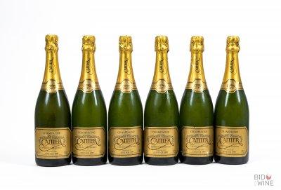 Champagne Cattier Premier Cru Brut