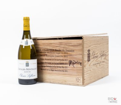 Olivier Leflaive Caisse Collection - Grand and Premier Cru White Burgundy.