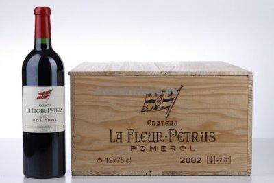 La Fleur-Petrus, 12 bottles of 75cl (OWC)