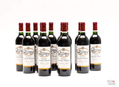 Chateau Chasse Spleen, Moulis, Cru Bourgeois Exceptionnel