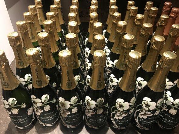 Perrier Jouet, Belle Epoque, Champagne, France, AOC