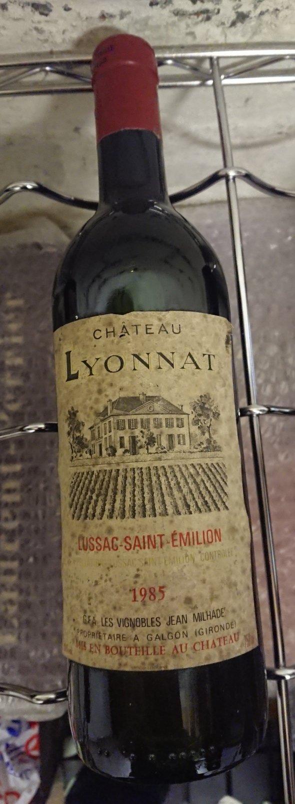 Chateau Lyonnat Lussac Saint Emilion