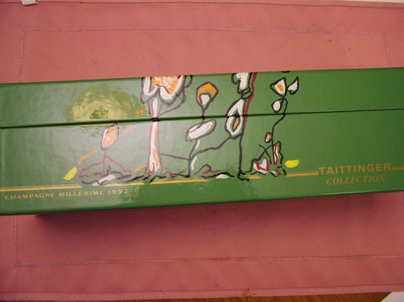 Taittinger, Collection Matta, Champagne, France, AOC