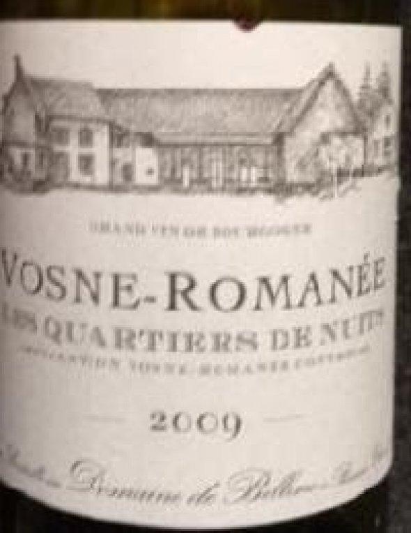 2009 Vosne-Romanée, Les Quartiers de Nuits, Domaine de Bellene (Potel)