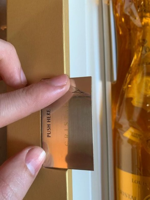 Louis Roederer, Cristal, Champagne, France, AOC
