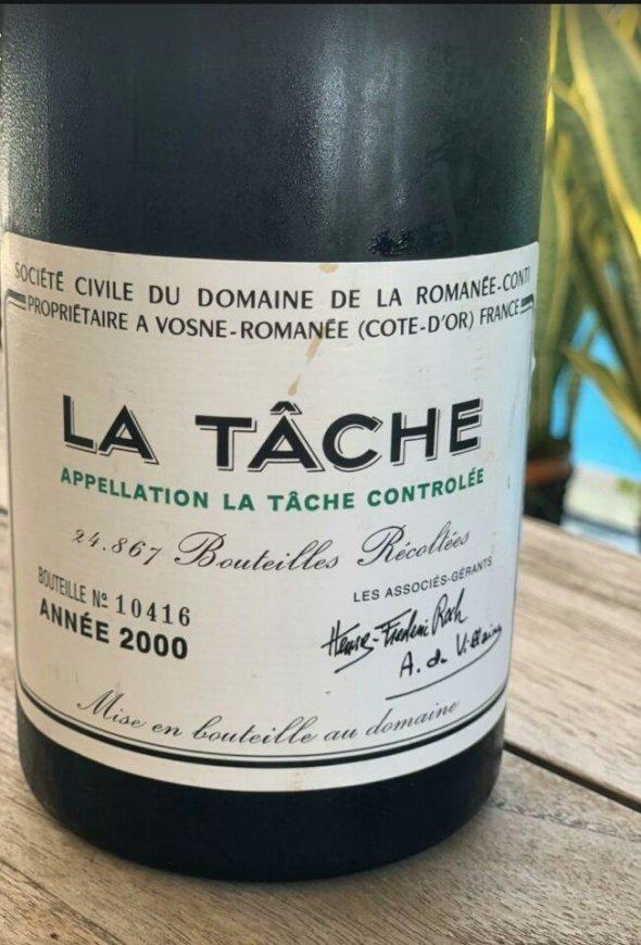DRC, Tache, Burgundy, Tache, France, AOC, Grand Cru