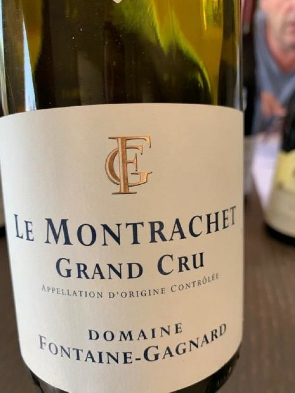 2013 Le Montrachet Grand Cru, Domaine Fontaine-Gagnard