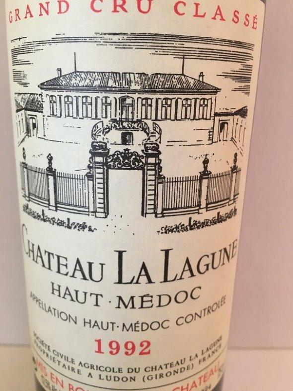 Lagune, Bordeaux, Haut Medoc, France, AOC, 3eme Cru Classe