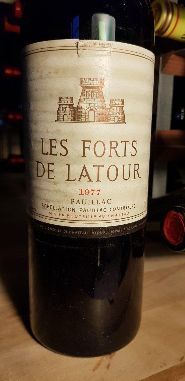 1977 Les Forts de Latour