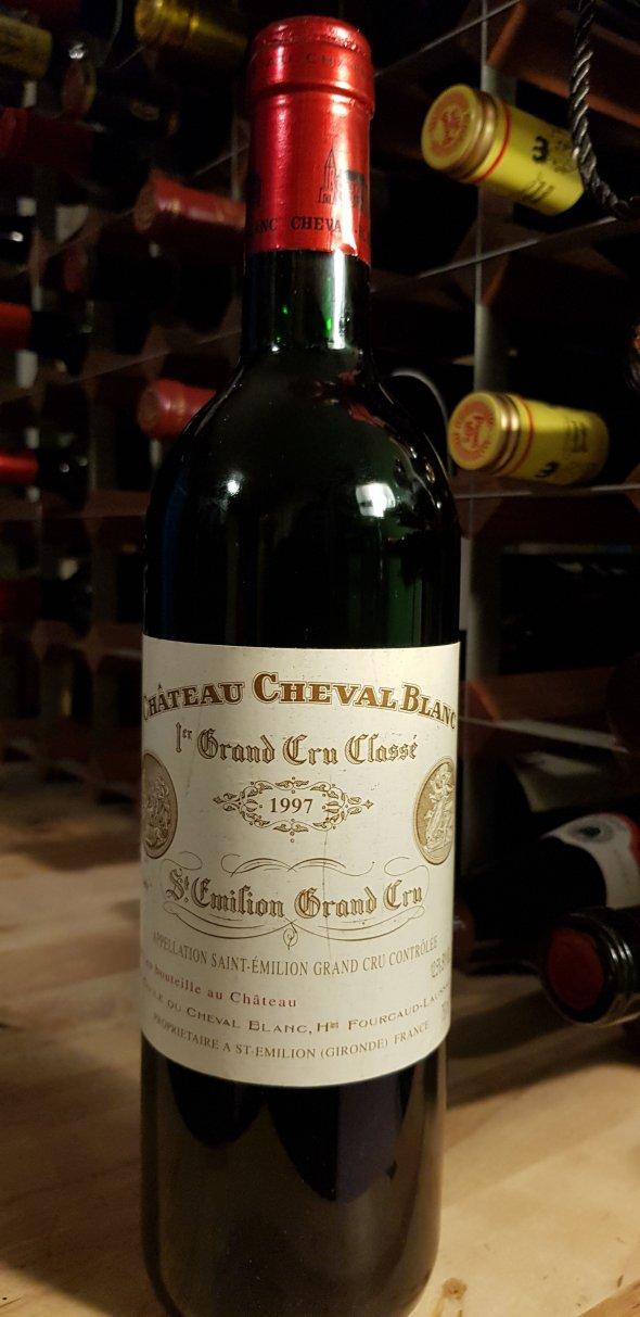 1997 Chateau Cheval Blanc St Emilion 1er GCC