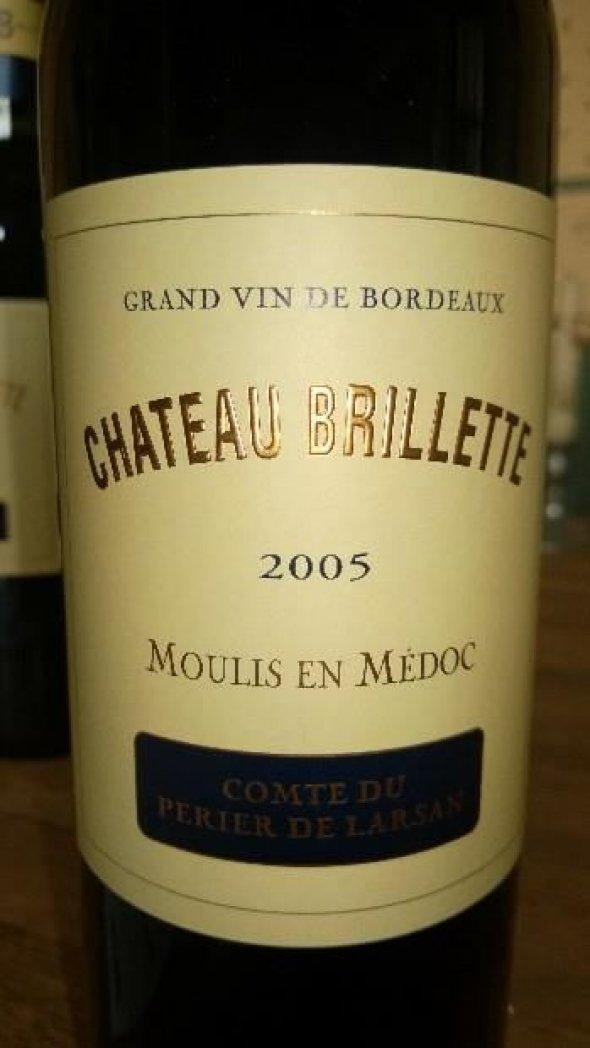 Brillette, Bordeaux, Moulis, France, AOC, Cru Bourgeois