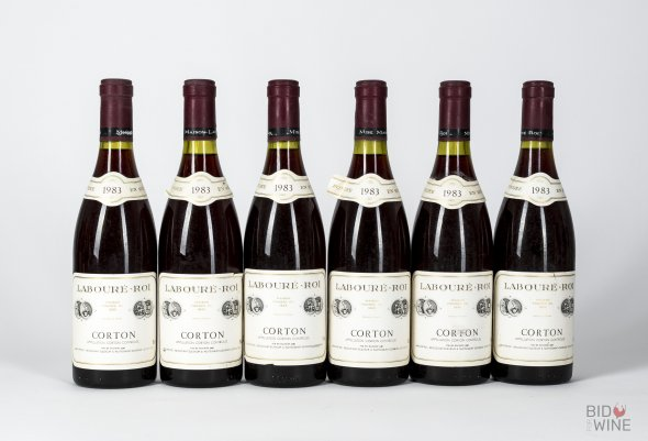 Laboure Roi, Corton Rouge, Burgundy, Corton, France, AOC, Grand Cru