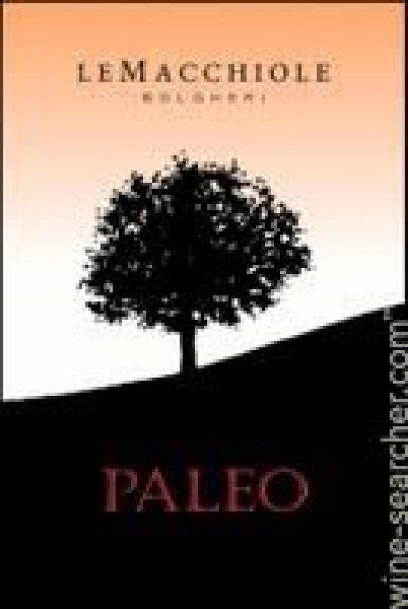 Macchiole, Paleo Rosso, Tuscany, Bolgheri, Italy, DOC
