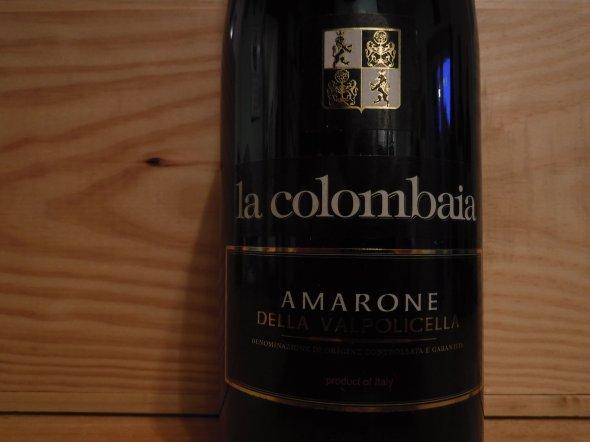 Giacomo Montresor La Colombaia, Amarone della Valpolicella DOCG, Italy