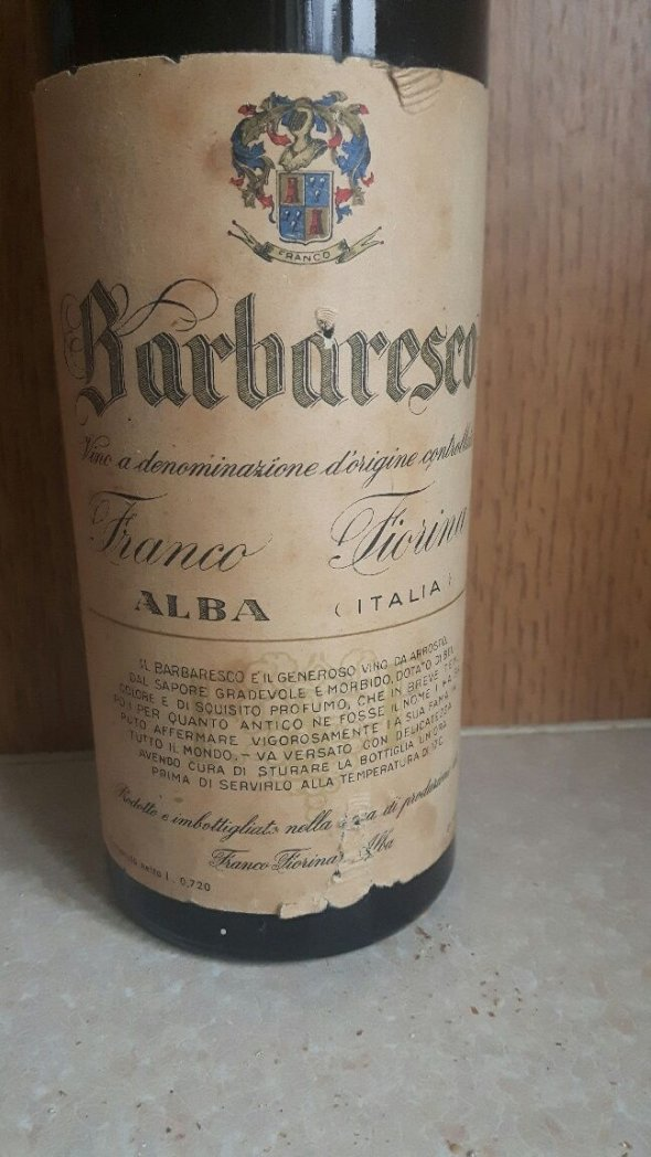Barbaresco 1965