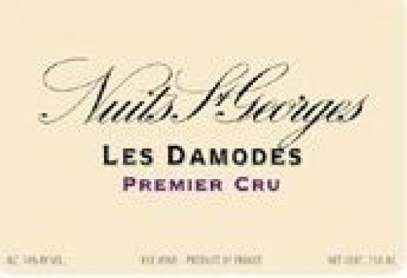 2013 Nuits-St Georges, Les Damodes, 1er Cru, Domaine de la Vougeraie