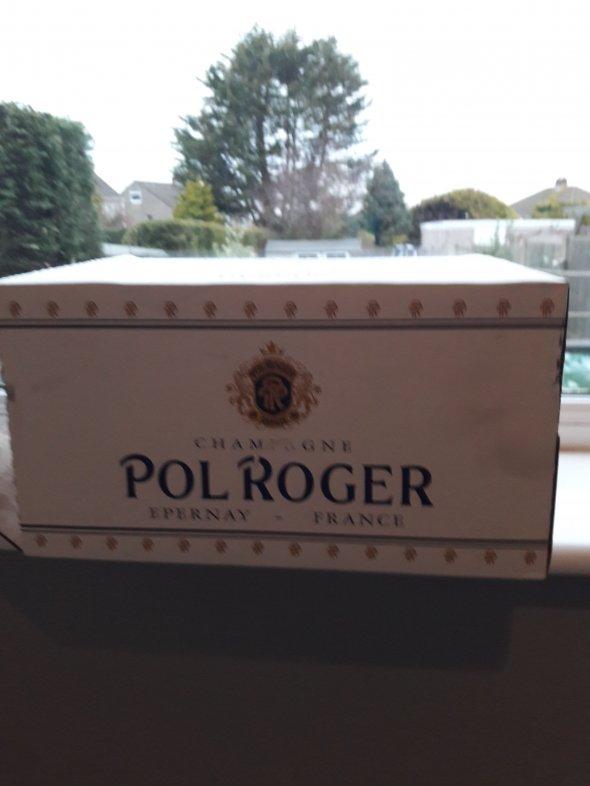 Pol Roger, Brut Reserve, Champagne, France, AOC