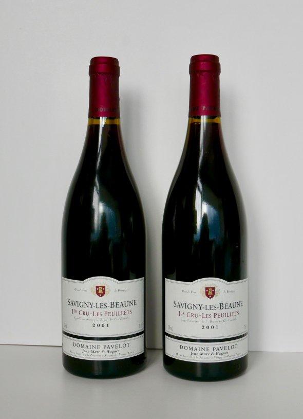 Jean-Marc Pavelot, Savigny Beaune 1er Cru Les Peuillets, Burgundy, Savigny Les Beaune, France, AOC