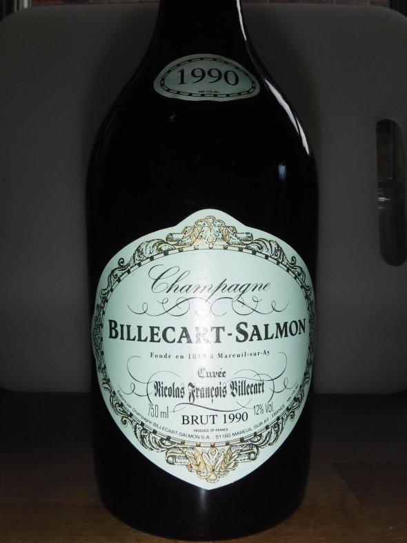 Billecart Salmon, Nicolas Francois, Champagne, France, AOC