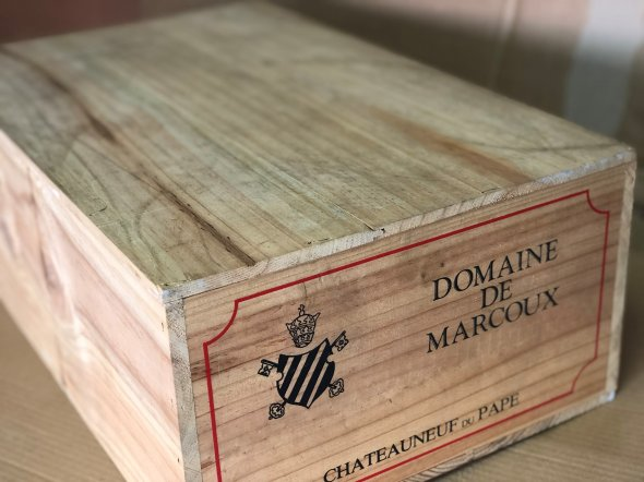 Marcoux, Chateauneuf Du Pape Vieilles Vignes, Rhone, Chateauneuf du Pape, France, AOC