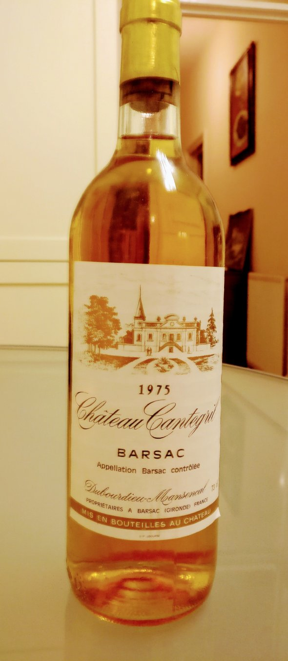 Chateau Cantegril Barsac