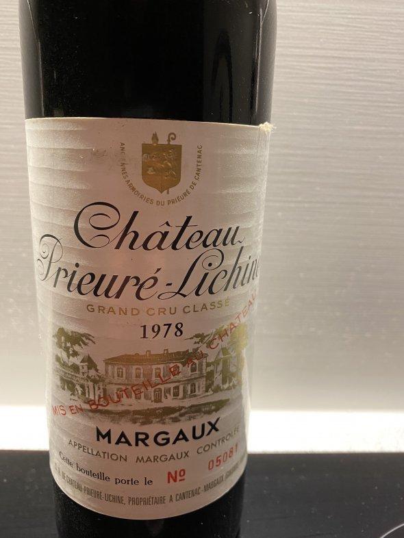 Prieure Lichine, Bordeaux, Margaux, France, AOC