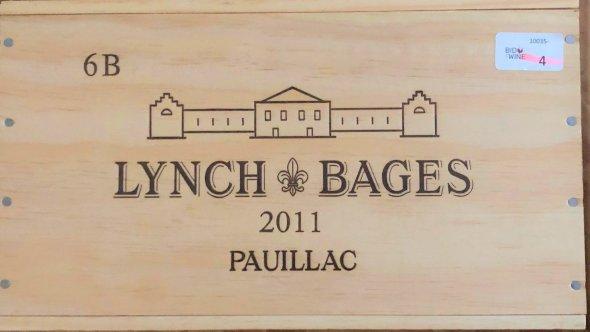 Lynch Bages, Bordeaux, Pauillac, France, AOC, 5eme Cru Classe