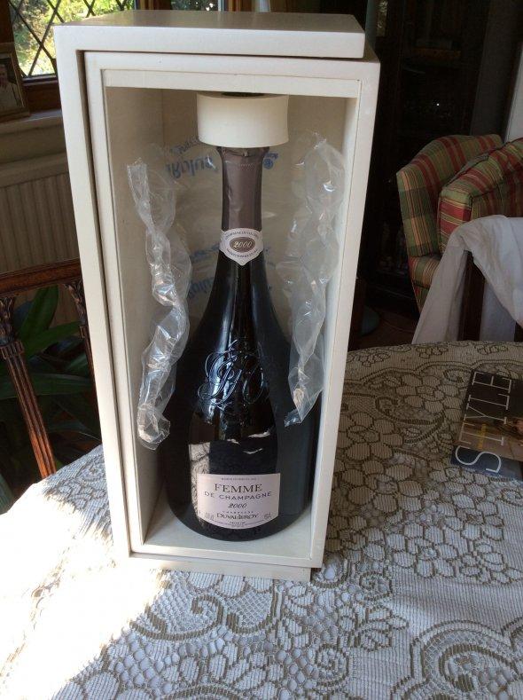 Duval Leroy, Femme, Champagne, France, AOC