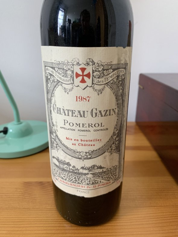 Gazin (Pomerol), Bordeaux, Pomerol, France, AOC