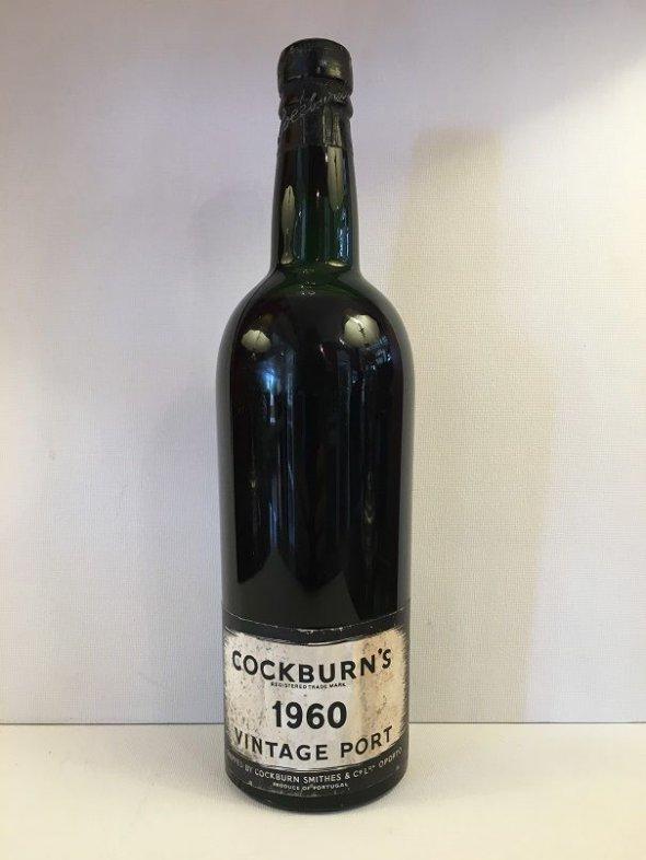 Cockburn s vintage port