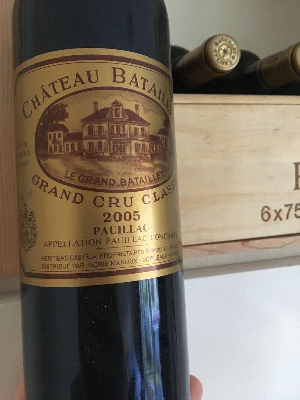 Batailley, Bordeaux, Pauillac, France, AOC, 5eme Cru Classe