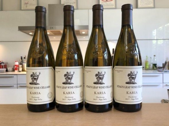 Stag s Leap Wine Cellars, Chardonnay Karia, California, Napa Valley, United States, AVA